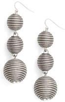 BaubleBar Women's Crispin Drop Earrings