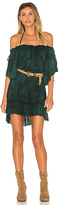 Blue Life Iris Dress in Green. - size XS (also in )