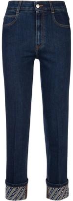 Stella McCartney Straight Leg Jeans