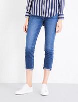 MiH Jeans Phoebe boyfriend high-rise jeans