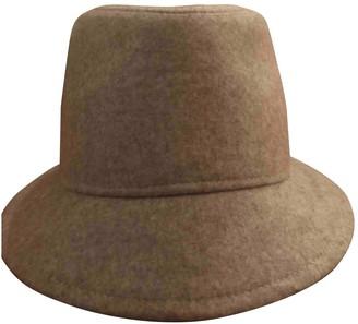 Brunello Cucinelli Beige Wool Hats