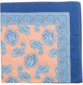Geoffrey Beene Paisey Pocket Square