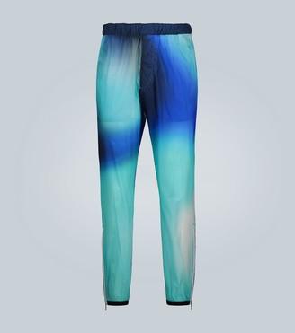 Prada Exclusive to Mytheresa printed technical pants