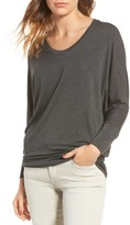 Amour Vert Women's 'Zoe' Long Sleeve Tee