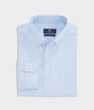 Vineyard Vines Classic Fit End On End Stretch Murray Shirt