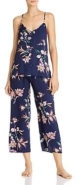 Josie Floral Camisole & Pants Pajama Set