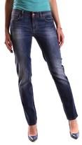 Liu Jo Women's Blue Cotton Jeans.