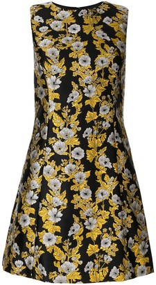 Dolce & Gabbana fitted jacquard dress