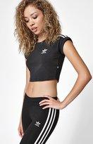 adidas Adicolor Cropped T-Shirt