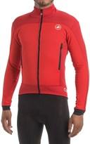 Castelli Mortirolo 4 Windstopper® Cycling Jacket - Windproof (For Men)