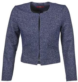 S'Oliver GUAVILE women's Jacket in Blue