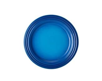 Le Creuset Salad Plates Set of 4 - Blueberry