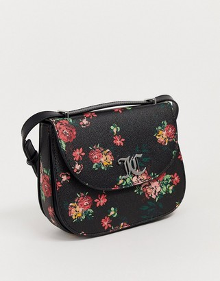 Juicy Couture Floral Cross Body Bag