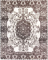 F.J. Kashanian Mason Hand-Knotted Wool & Silk Rug