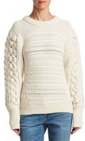 Burberry Wool & Cashmere Sweater