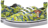 Vans Kids Authentic V Lace Toy Story (Toddler)