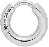 Le Gramme Silver Polished La 1.5 Grammes Bangle Single Earring