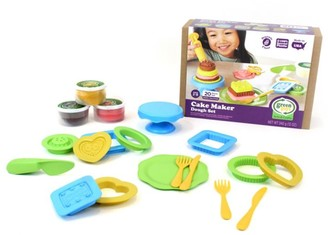Green Toys Cake Maker Dough 20-Piece Set