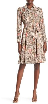 Nanette Nanette Lepore Pintuck Shirt Dress