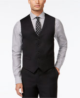 Tommy Hilfiger Black Solid Classic-Fit Vest