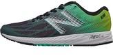 New Balance Mens M1400 V6 Lightweight Speed Neutral Running Shoes Black/Green