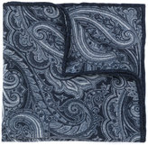 Eleventy printed scarf - men - Wool - One Size