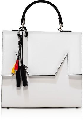 MSGM Top Handle Large Satchel Bag