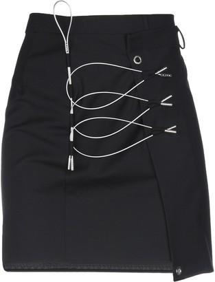 Alyx Mini skirts