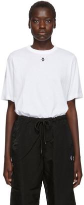 Marcelo Burlon County of Milan White Love Wings T-Shirt