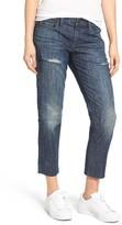 Women's Treasure & Bond High Waist Boyfriend Jeans