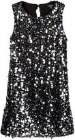Zunie Sleeveless Sequin Dress (Big Girls)