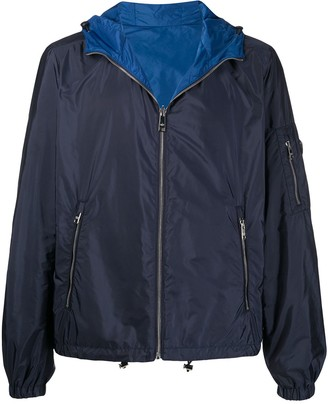 Prada Reversible Lightweight Jacket