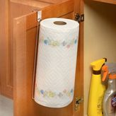 Bed Bath & Beyond Over the Cabinet Door Vertical Paper Towel Holder