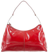 Tod's Small Patent Leather Hobo
