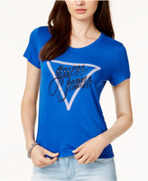 GUESS Retro-Logo Graphic T-Shirt