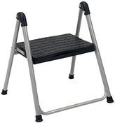 Cosco Dorel Industries Lightweight Folding Steel Step Stool, One Step