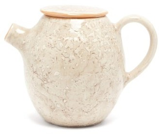 Brunello Cucinelli Ceramic Teapot - Cream