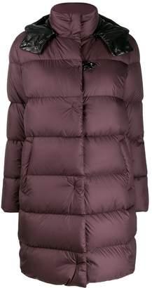 Fay paneled padded jacket