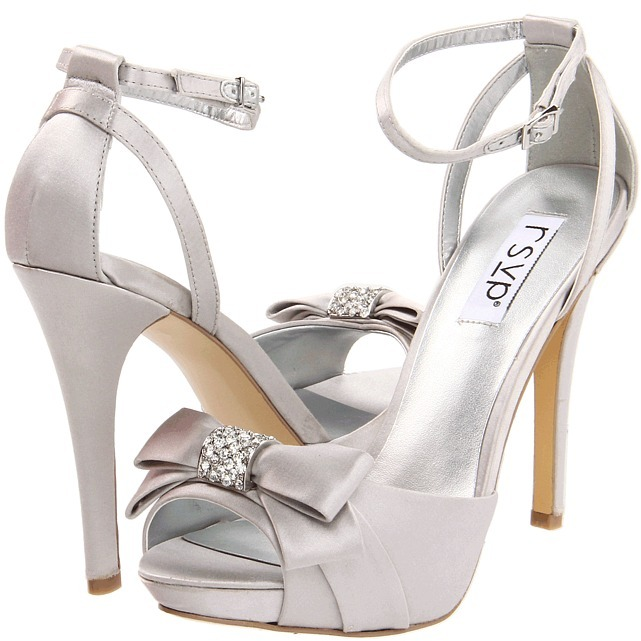 rsvp Ramona (Silver) - Footwear