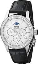 Oris Men's 58276784061LS Big Crown Analog Display Swiss Automatic Black Watch