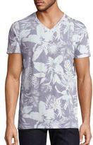 Sol Angeles Mystique Tropical Printed Tee