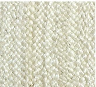 Pottery Barn Fibreworks®; Custom Braided Jute Rug - Bleached