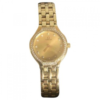 Omega De Ville Gold Yellow gold Watches