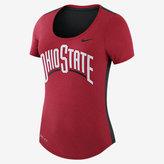 Nike College Dri-Blend Scoop (Ohio State) Women's T-Shirt