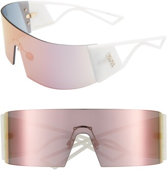 Christian Dior Kaleidiors 99mm Shield Sunglasses