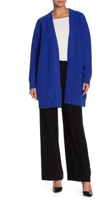 Diane von Furstenberg Open Front Long Cardigan