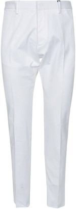 DSQUARED2 Back Slit Buttoned Trousers