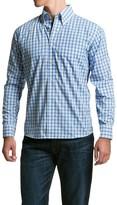 Bills Khakis Standard Issue Plaid Shirt - Long Sleeve (For Men)