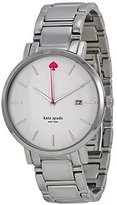"Kate Spade Women's 1YRU0008 ""Gramercy"" Stainless Steel Bracelet Watch"