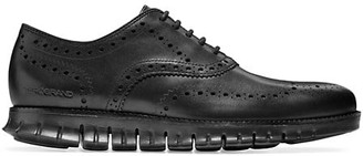 Cole Haan ZEROGRAND Perforated Wingtip Oxford Shoes